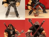 Brutal Legend Custom Figure