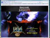 EA's official Brutal Legend site