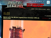 Offical Brutal Legend site