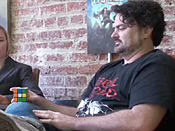 Tim Schafer's Rubik's Cube Brutal Legend Soundtrack Challenge